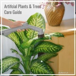 Artificial Plants & Trees Care Guide