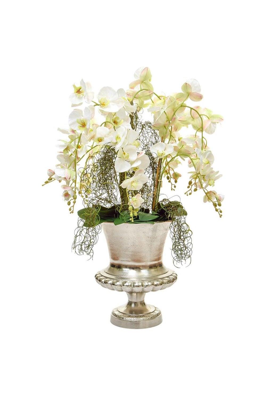 Artificial Orchid Arrangment 110cm Tall